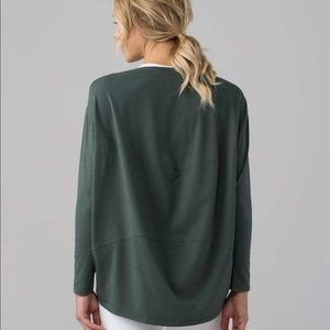 Dark forest back in action long sleeve size 2
